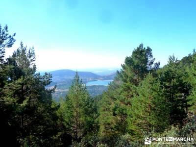 JUEVES Senderista - Cuerda de las Cabrillas y Valle de la Barranca;viajes en abril excursiones de fi